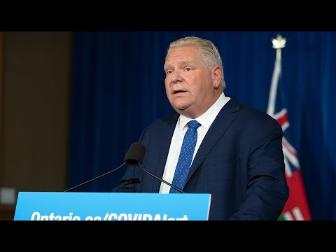 Why is Ont. Premier Doug Ford invoking the rarely-used notwithstanding clause?