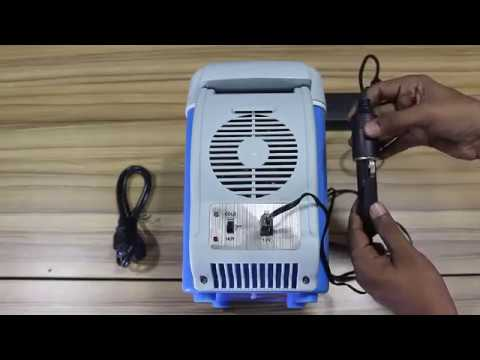 Car Cooling and warming refrigerators