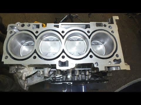 Hyundai Ix35 - капремонт двигателя G4KD