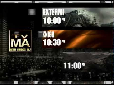 TMC Channel show line up