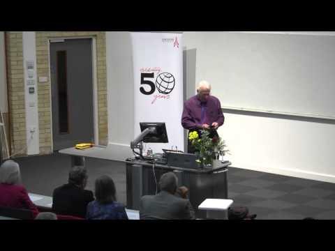 Public Lecture - The Bizarre World of Low Temperatures