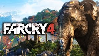 Far Cry 4 New Gameplay Trailer & Interview! Elephants, The Open World, Coop, & Animals!