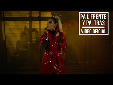 Ivy Queen - Pa'l Frente Y Pa' Tras (Video Oficial)