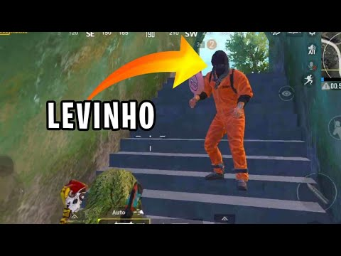 LEVINHO BROKE OUT OF PRISON | MADMAN | PUBG MOBILE