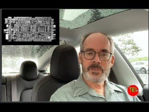 LIDAR Vs  Tesla Chip, Interview With Major Tesla Tech Supplier