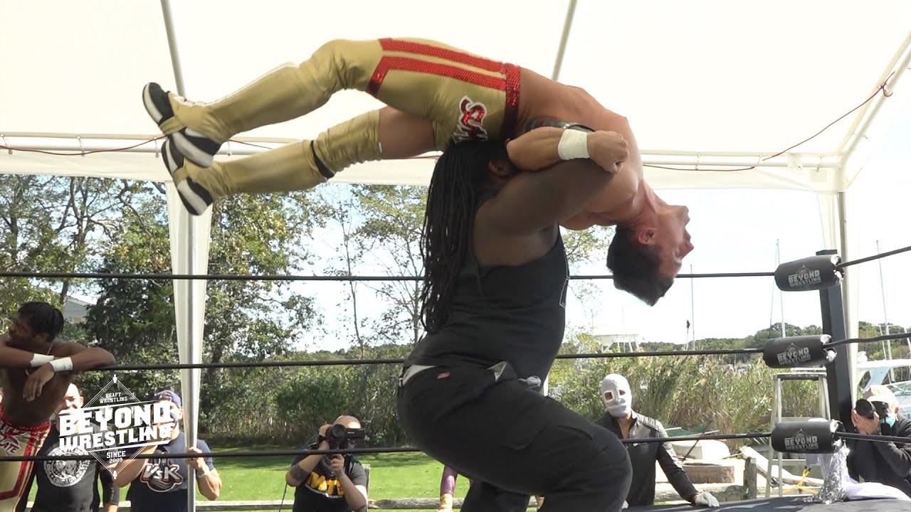"[Free Match] Milk Chocolate vs. The Rep | Beyond Wrestling ""Shangri-La Magistral"" (Tag Team CZW GCW)"