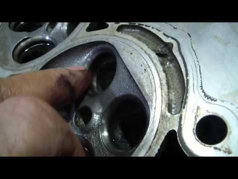 Peugeot 308 двс EP6  (Valvetronic)  замена сальников клапанов и ревизия гбц