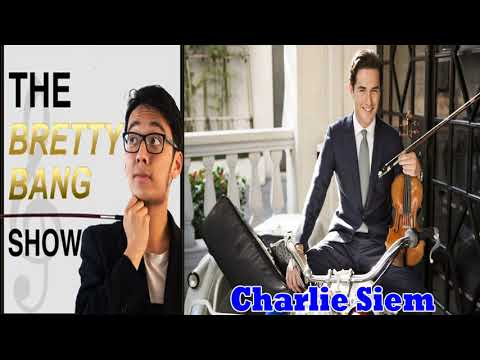 #17 Charlie Siem shares about his 1735 Guarneri violin and his other hobbies besides violin playing