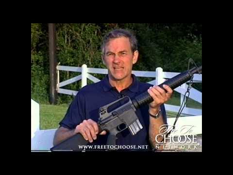 Ron Paul 2nd Amendment 1989 [Rare]