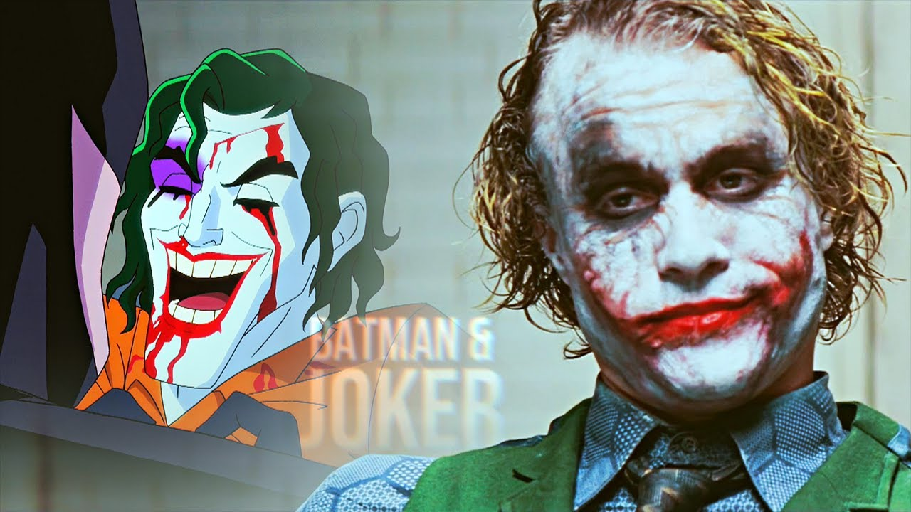 Joker & Batman | Bound Together, Forever