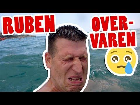 RUBEN OVERVAREN DOOR WATERFIETS !! - KOETLIFE VLOG - #450