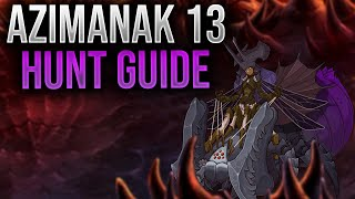 Azimanak A13 Guide! Farm for Immunity Sets - Epic Seven