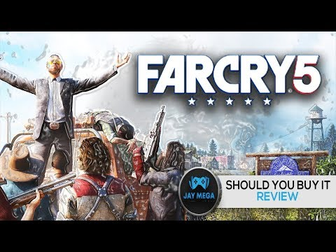 Far Cry 5 Should You Buy It First Impression Review 🤔💰