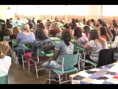 O DEPTO. DE EDUCAÇÃO PROMOVE A 3ª PARADA PEDAGÓGICA PARA GESTORES EM SJBV