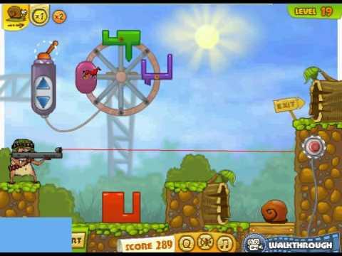 Snail Bob 2 - Cool Math Games Online