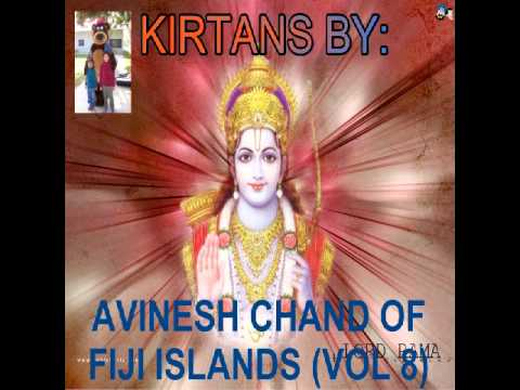 KIRTANS BY AVINESH CHAND OF FIJI ISLANDS (VOLUME 8)