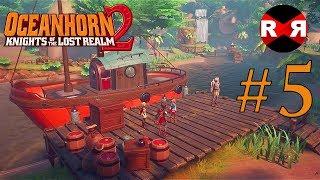 Oceanhorn 2: Knights of the Lost Realm - Apple Arcade - 60fps TRUE HD Walkthrough Gameplay Part 5