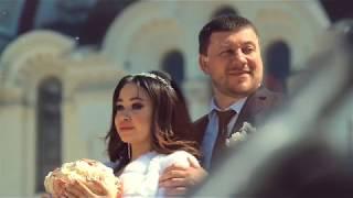 Cвадебный клип Денис и Елена