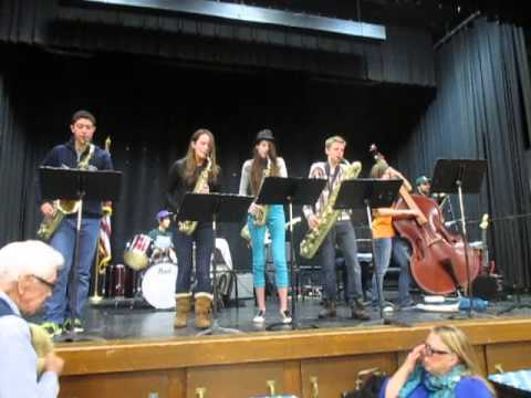 Sax Music at Battle Creek Academy