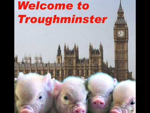 Expenses: The Pigs of Westminster Wallow in Your Cash
