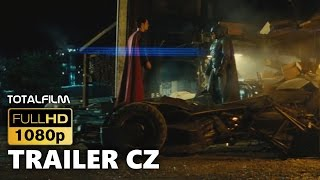 Batman vs. Superman: Úsvit spravedlnosti - Comic Con trailer CZ HD