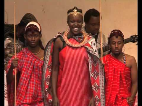 ''Out of Africa: the Magic of Kenya'' Musical Theater Show VIDEO 2