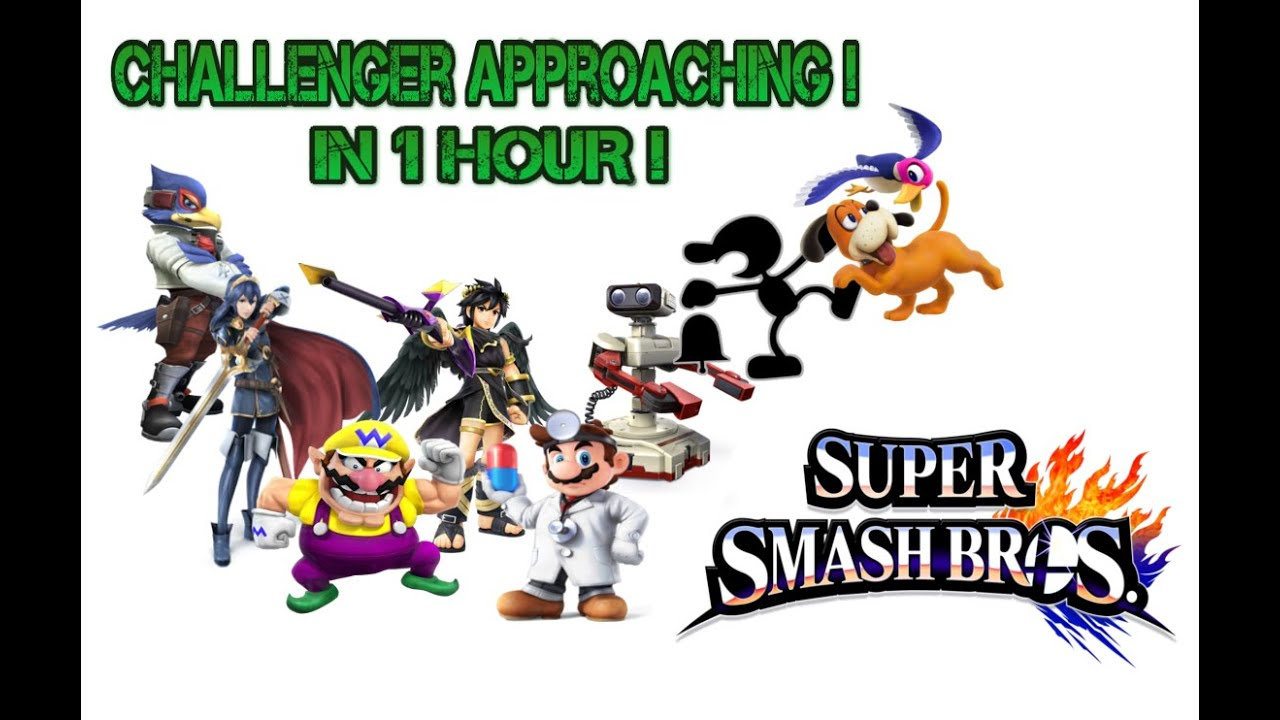 Super Smash Bros Wii U - How to Unlock All Characters - 1 ...