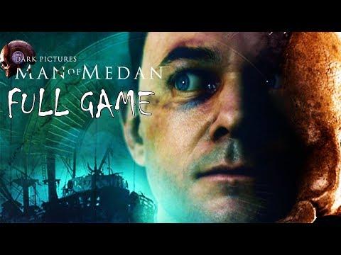 MAN OF MEDAN All Cutscenes (Game Movie) 1080p 60FPS