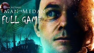 MAN OF MEDAN All Cutscenes (Game Movie) 1080p 60FPS