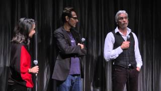 """""""HOMME LESS"""" Q&A with Director Thomas Wirthensohn and film subject Mark Reay at DOC NYC 2014"""