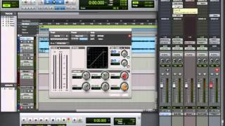 Mastering in Pro Tools with stock plugins 1