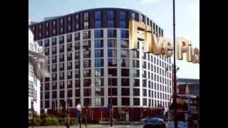 Thorp Precast - Building 5, Piccadily Place - Precast Concrete