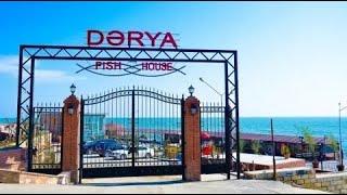 Баку в рыбный ресторан Dərya Fish House