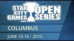 SCGCOL - 2013 - Legacy - Round 4 - Chris Andersen vs Ben Wienburg
