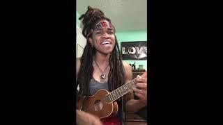 Alicia Keys - Like You'll Never See Me Again [ukuele cover]