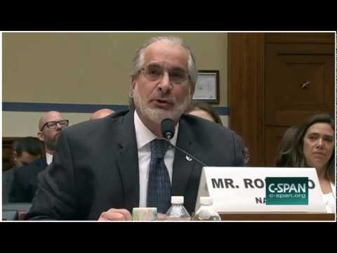 Rolando testifies before House committee