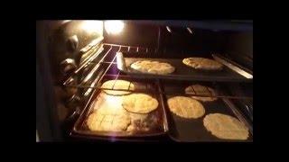 Gluten Free Crackers- Recipe