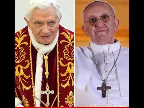 "POPE BENEDICT 16 AFFIRMS: ""WESTERN SOCIETY HAS CHOSEN DESTRUCTION & EVIL"""