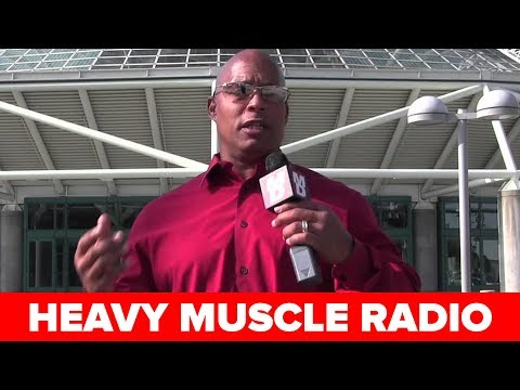 Why is Shawn Ray OUT at Muscular Development? Heavy Muscle Radio: 9-4-17