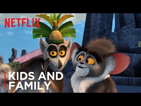 All Hail King Julien | Teaser [UK & Ireland] | Netflix