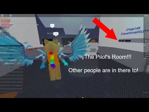 Roblox: Airplane Simulator 2017: GOING TO THE SUN AND BEING THE PILOT?!?!