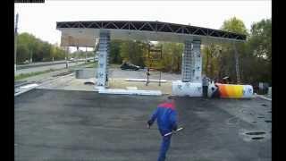 Строительство Автоматической безоператорной мини АЗС в г. Магнитогорске. ИНИТ
