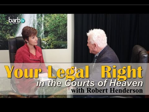 Your Legal Right (in the courts of heaven)