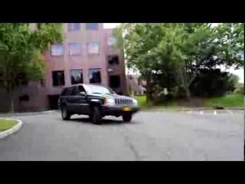 Regular Car Reviews: 1994 Jeep Grand Cherokee