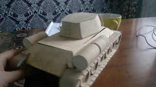 танк Т-34 своими руками
