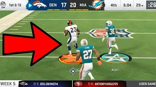 THE COMEBACK KIDS MEET THE FASTEST TEAM IN THE GAME! Madden 20 Online Franchise Gameplay