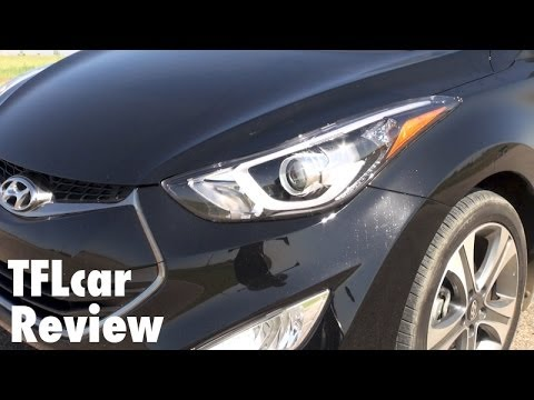 2017 Hyundai Elantra Coupe 0 60 Mph Track And Full Review