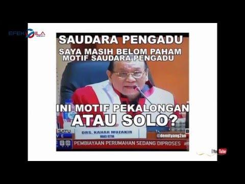 Kumpulan Meme Kocak #PertanyaanMKD Di Sidang MKD
