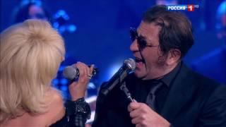 Ирина Аллегрова и Григорий Лепс