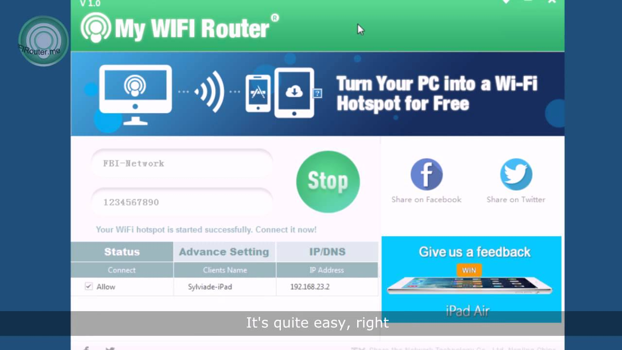 Wifi hotspot pc software free download | Top 7 Free WiFi Hotspot